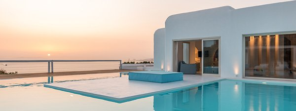 Luxury Villa Angelina in Mykonos