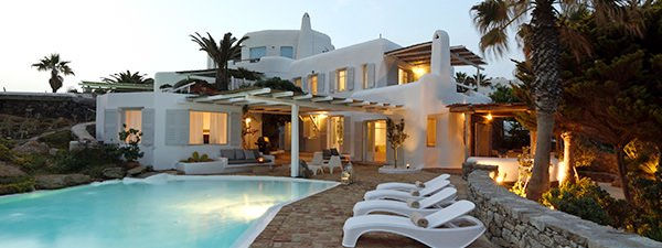 Luxury Villa Delilah in Mykonos