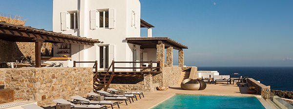 Luxury Villa Madeleine in Mykonos