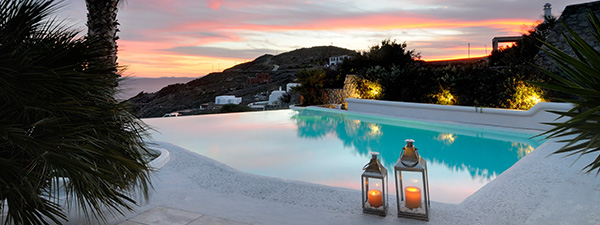 Luxury Villa Carina in Mykonos