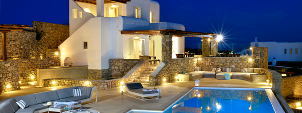 Luxury Villa Mary in Mykonos