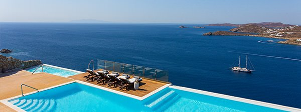 Luxury Villa Maddalena in Mykonos