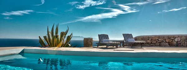 Luxury Villa Nadine in Mykonos