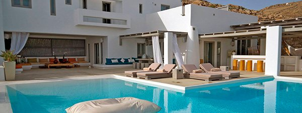 Luxury Villa Rakann in Mykonos