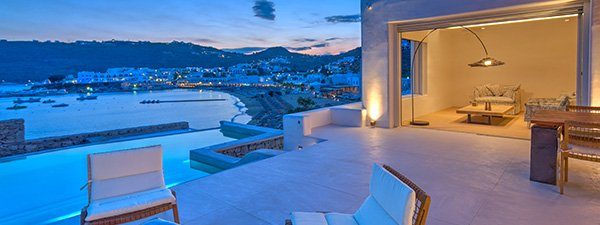Luxury Villa Reina in Mykonos