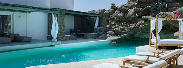 Luxury Villa Tayma in Mykonos