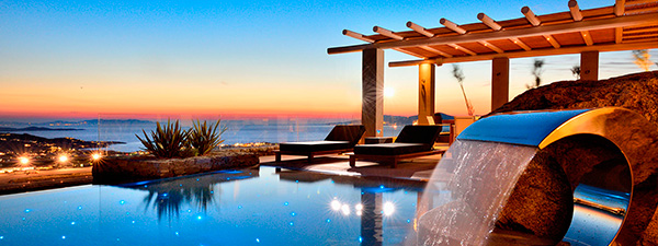 Luxury Villa Annabelle in Mykonos