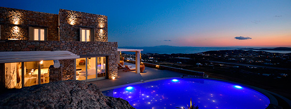 Luxury Villa Celine in Mykonos