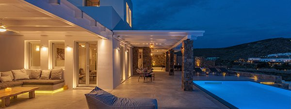 Luxury Villa Floriana in Mykonos