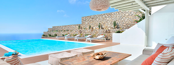 Luxury Villa Ixfalia in Mykonos