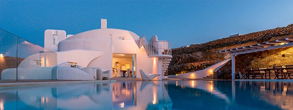 Luxury Villa Jasmine in Mykonos