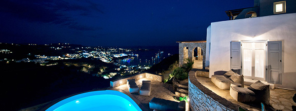 Luxury Villa Lais in Mykonos
