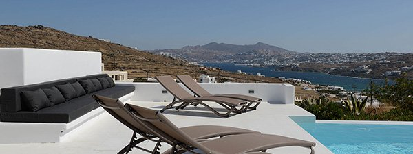 Luxury Villa Martha in Mykonos