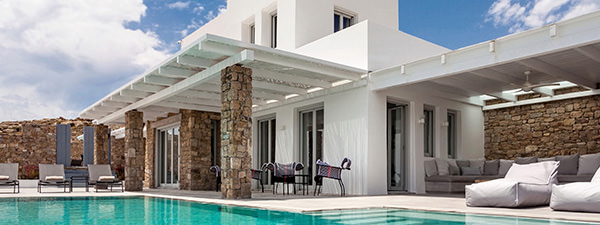 Luxury Villa Nikki in Mykonos