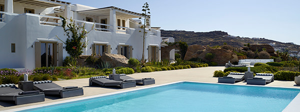 Luxury Villa Pearl One in Mykonos