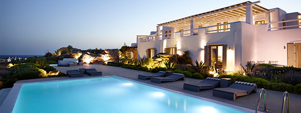 Luxury Villa Pearl Two in Mykonos