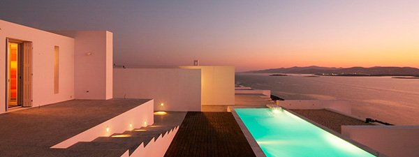 Luxury Villa Felicia in Paros