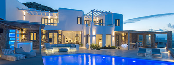 Luxury Villa Bella in Mykonos
