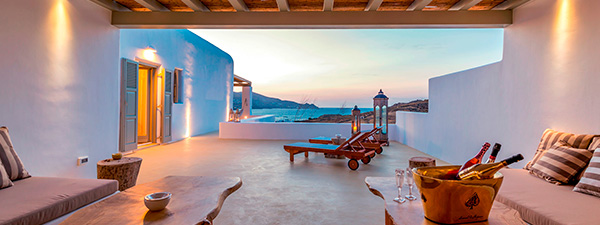 Luxury Villa Candice in Mykonos
