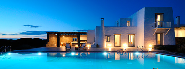 Luxury Villa Gemma in Paros