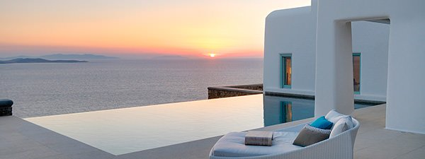 Luxury Villa Alexis in Mykonos
