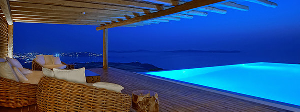 Luxury Villa Ingrid in Mykonos