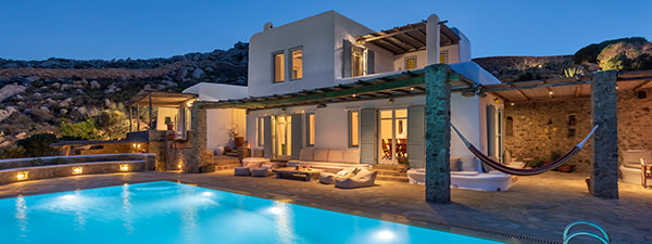 Luxury Villa Celestia in Mykonos