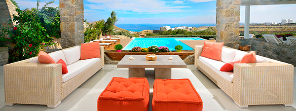 Luxury Villa Kylie in Mykonos