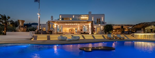 Luxury Villa Melissa in Mykonos