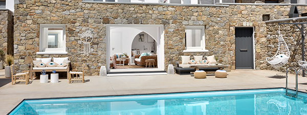 Luxury Villa Lino in Mykonos