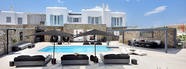 Luxury Villa Nemo in Mykonos