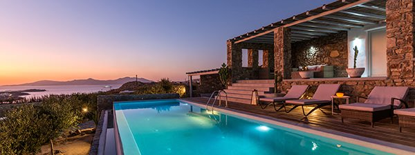 Luxury Villa Joy in Mykonos