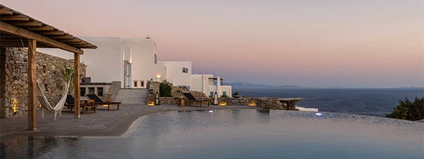 Luxury Villa Blair in Mykonos