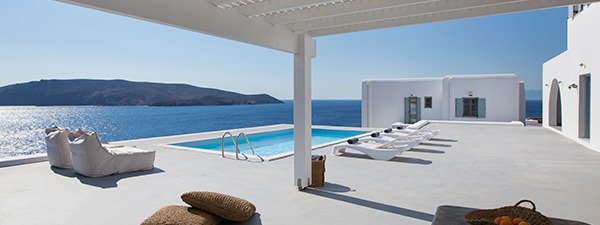 Luxury Villa Life in Mykonos