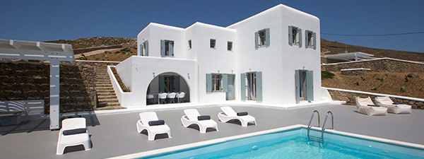 Luxury Villa Solea in Mykonos