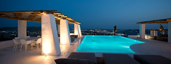 Luxury Villa Diana in Mykonos
