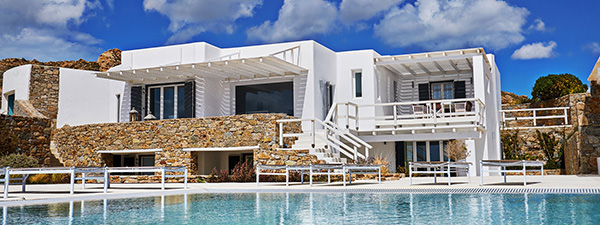 Luxury Villa Fedra in Mykonos