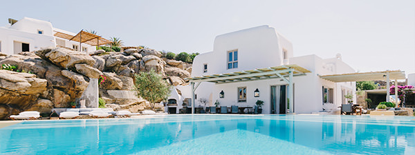 Luxury Villa Eleana in Mykonos