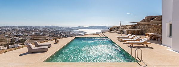 Luxury Villa Emily in Mykonos