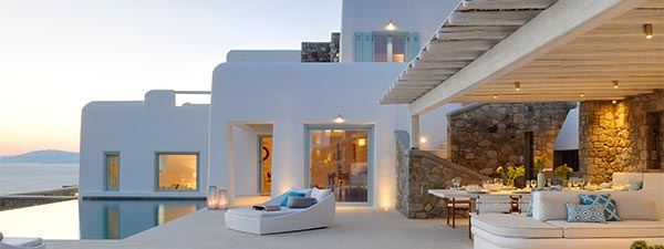 Luxury Villa Dream Estate in Mykonos