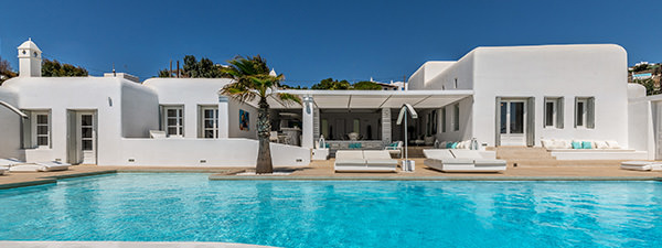 Luxury Villa Beverly in Mykonos
