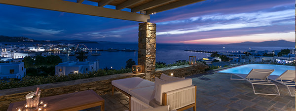 Luxury Villa Alegra in Mykonos