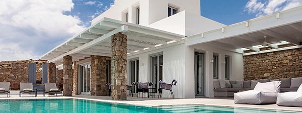 Luxury Villa Elia Estate in Mykonos
