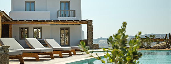 Luxury Villa Muse in Mykonos