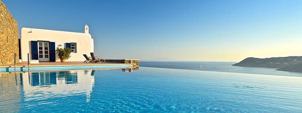 Luxury Villa Florentine in Mykonos