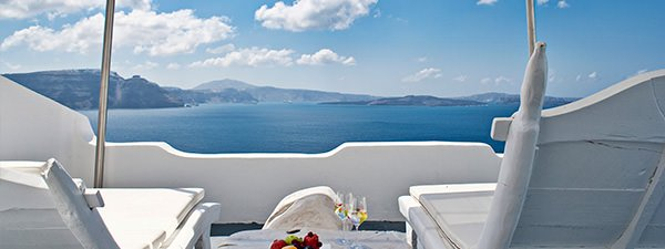 Luxury Villa Amancaya in Santorini