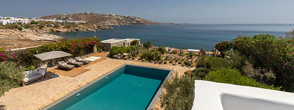 Luxury Villa Buena Vista in Mykonos