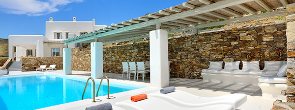 Luxury Villa Eden in Mykonos