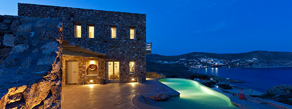 Luxury Villa Helios in Mykonos