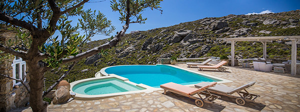 Luxury Villa Isia in Mykonos